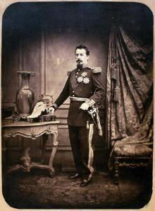 Alexandru Ioan Cuza (circa 1863)