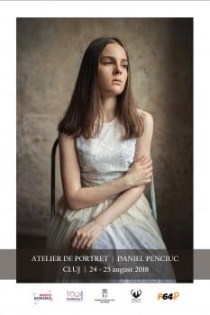 Atelier de portret cu Daniel Penciuc (2 zile)
